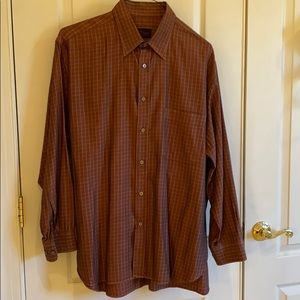 Men's XXL Brioni Shirt